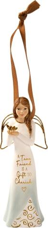 Friend - Angel Ornament