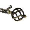 Twist Curtain Rod 13/16 inch diameter 28-48