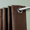 Room Darkening Curtain 52 inch Width - 1 Panel - Size: 52Wx96H - Taupe