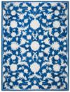 Essence Blue Wool Rug 8' x 10'