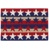 Stars & Stripes Outdoor Rug 2'6