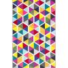 Maris Triangles 5' x 8' Multi Rug