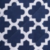 Geometric Blue Pot Holder Set