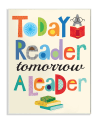 Reader to Leader Wall Plaque Art