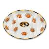 Missouri Ceramic Football Tailgating Platter