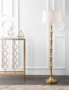 Metal Floor Lamp, Gold