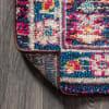 Modern Persian Boho Floral Multi/Purple 3' x 5' Area Rug