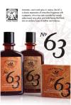 No 63 Men's Beard Oil