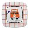 Clemson Melamine Platter