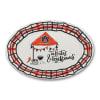 Auburn Tailgates and Touchdowns Melamine Platter