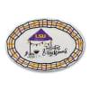 LSU Tailgates and Touchdowns Melamine Platter