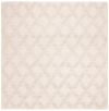 Chipley 6' X 6' 253 Ivory New Zealand Wool Rug