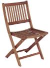 Teak Folding Outdoor  Chair