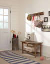 Revive Wall Coat Hook with Bench Set