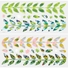 Painterly Floral Clustered Peel And Stick Giant Wall Decals