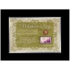 Mother's Day Celebration with Stamp and Coin Wall Frame