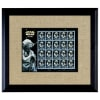 Star Wars Yoda U.S. Stamp Sheet Wood Wall Frame