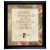 Mother Love Stamp Wall Frame