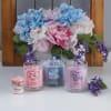 Root Candles La Fleur 20 Hour Votive Candles, 18-Pack, Peony
