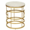 Hannah Round Accent Table