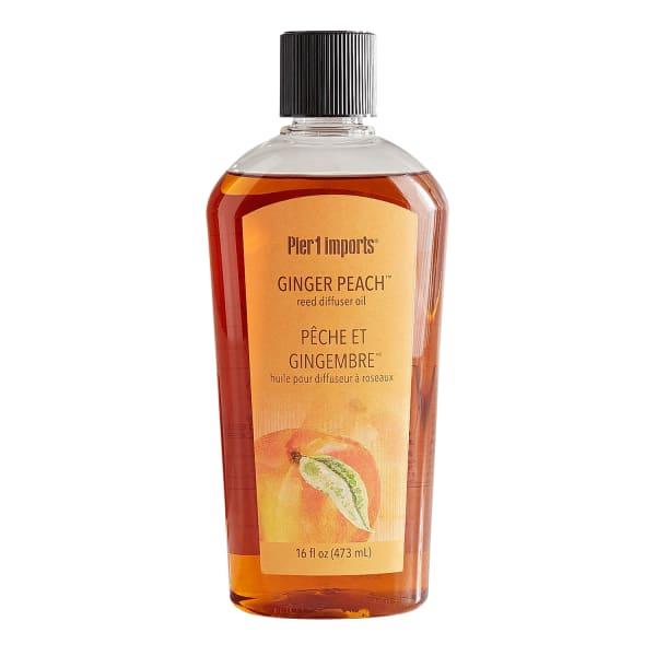 Pier 1 Reed Diffuser Refill Oil Ginger Peach® 16oz