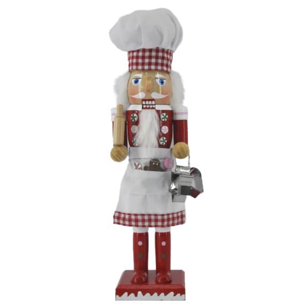 Baker Man Christmas Nutcracker
