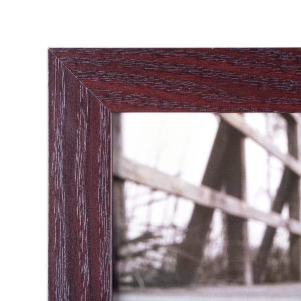 8x10 Espresso Frame