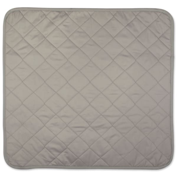 Absorbent Washable Incontinence Chair Seat Protector Pad Grey