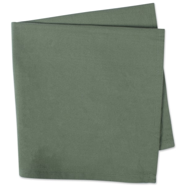 Sage Cotton Napkin Set (Set of 6)