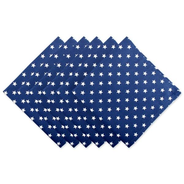 Patriot Stars Napkin (Set of 6)