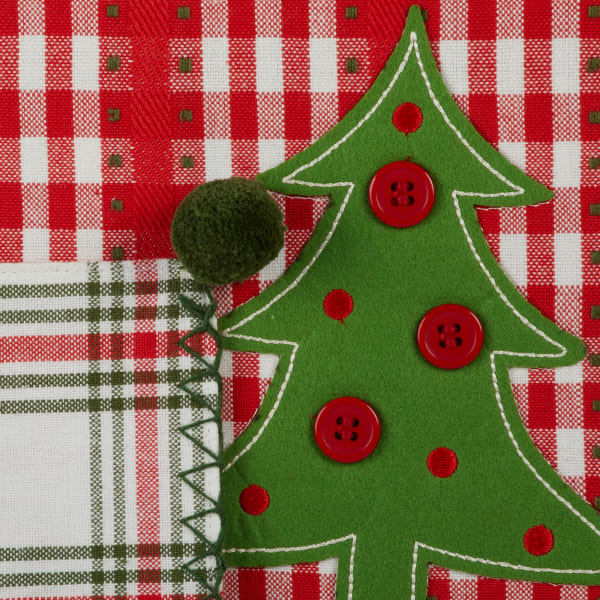 Kitchen & Tabletop Jolly Tree Collection Table Runner, Jolly Tree, 14x108