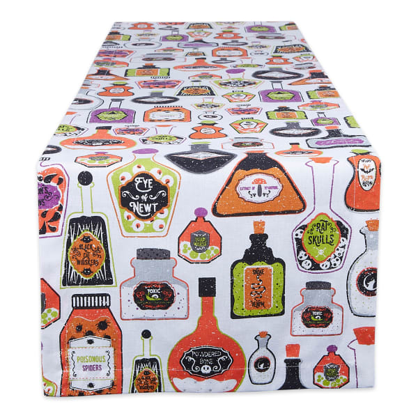 Poison Printed Table Runner 14x72