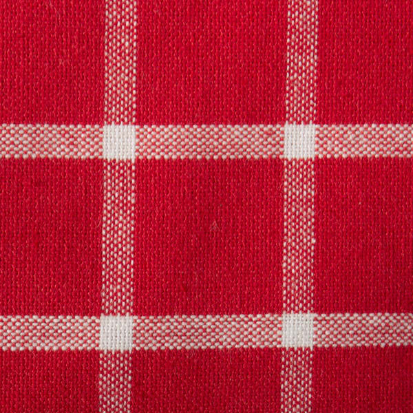 Holly Berry Plaid Tablecloth 52x52