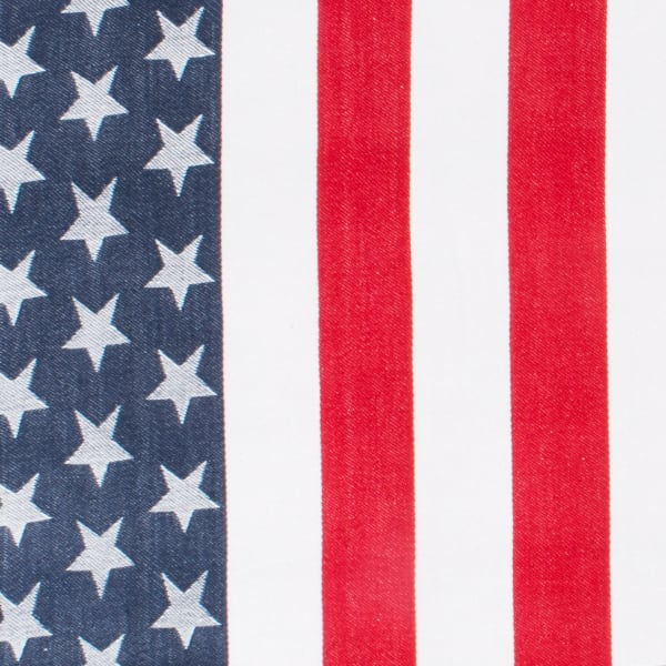 Stars and Stripes Tablecloth 60x84
