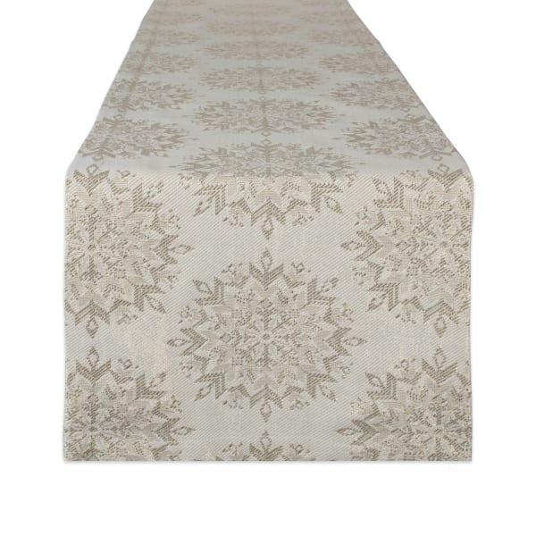 Winter Sparkle Jacquard Table Set