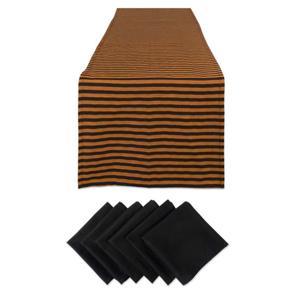 Witchy Stripe Table Set