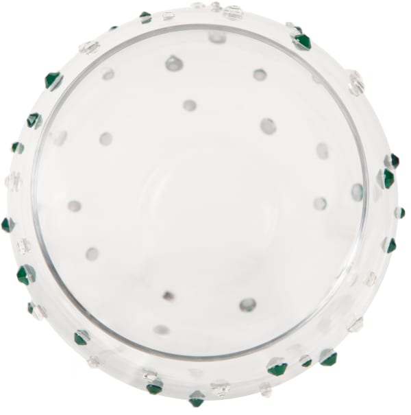 Emerald - Gemstone Stemless Glass