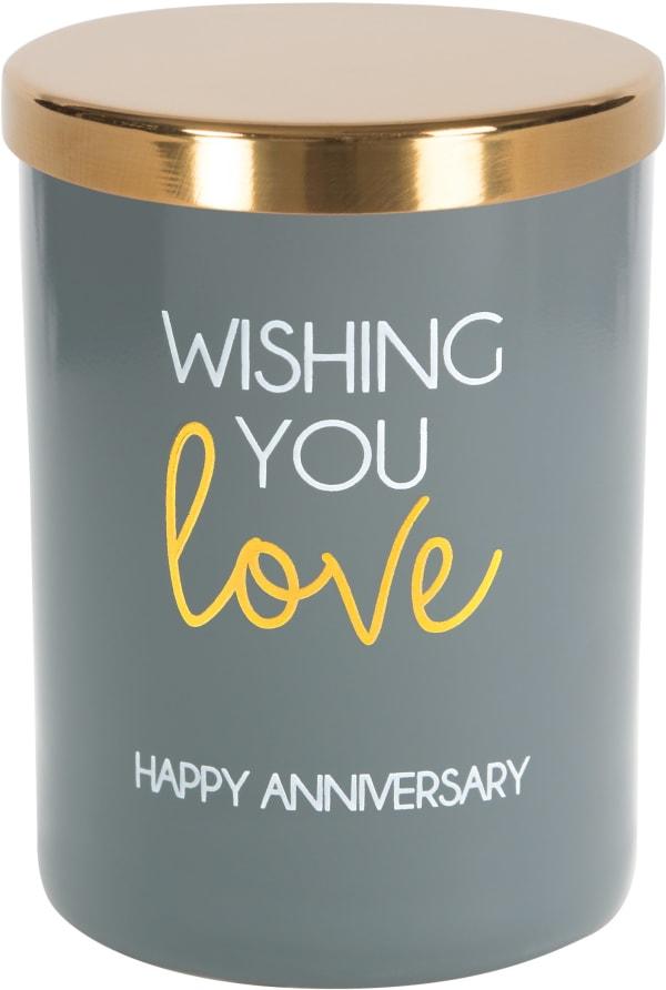 Love - 100% Soy Wax CandleScent: Citron de Vigne