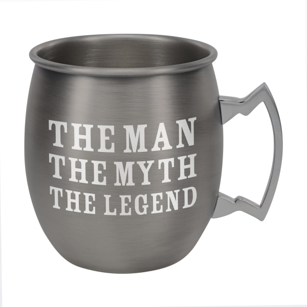 The Legend - Stainless Steel Moscow Mule