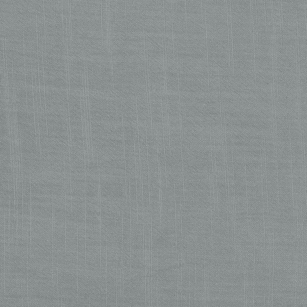 Solid Cotton Gray Pillow Cover