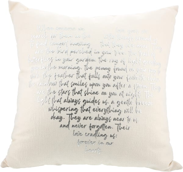 Forever in our Hearts - Pillow