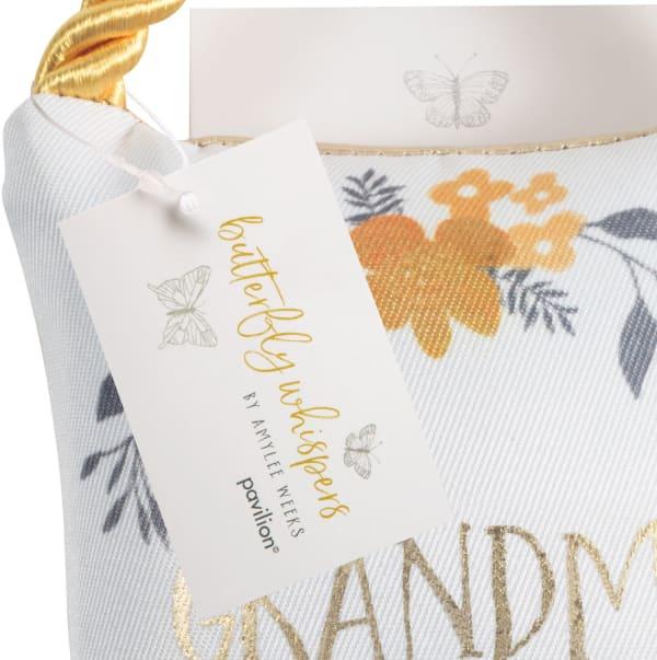 Grandma - Memorial Pocket Pillow