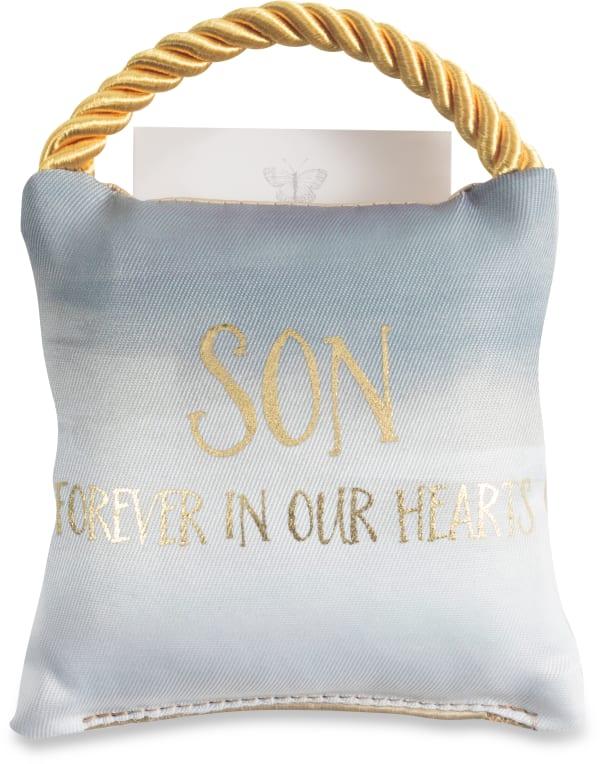 Son - Memorial Pocket Pillow