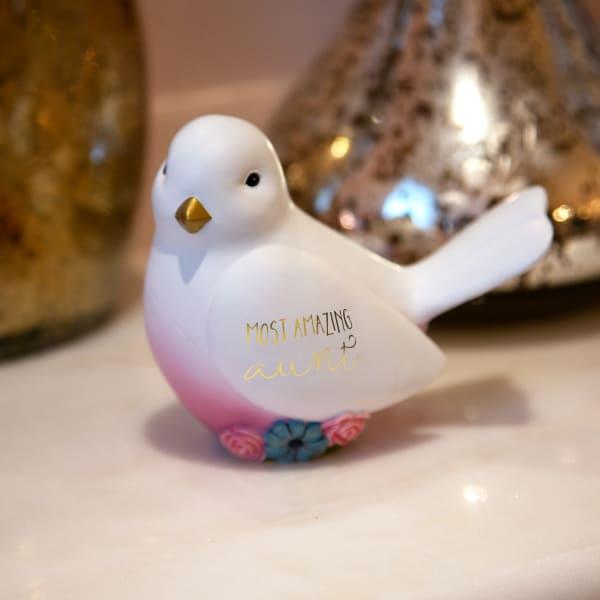 Aunt - Bird Figurine