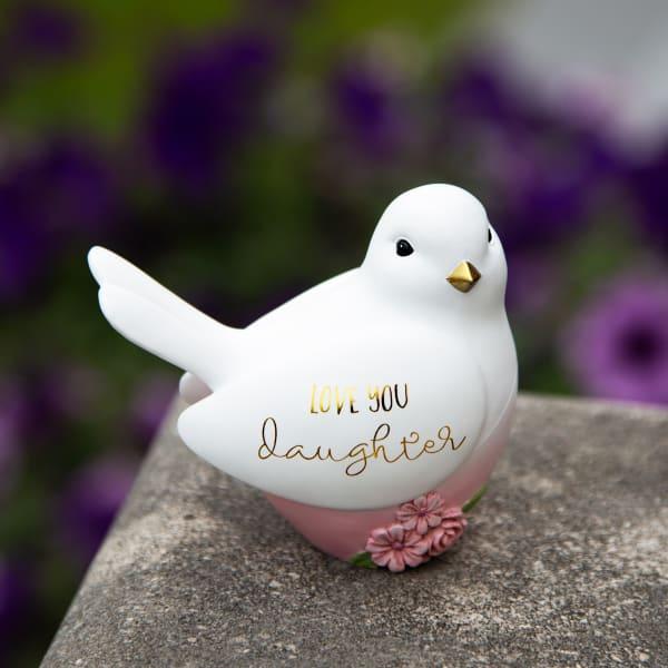Daughter - Bird Figurine