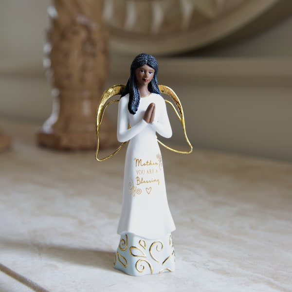 Mother - Angel with Clasped Hands