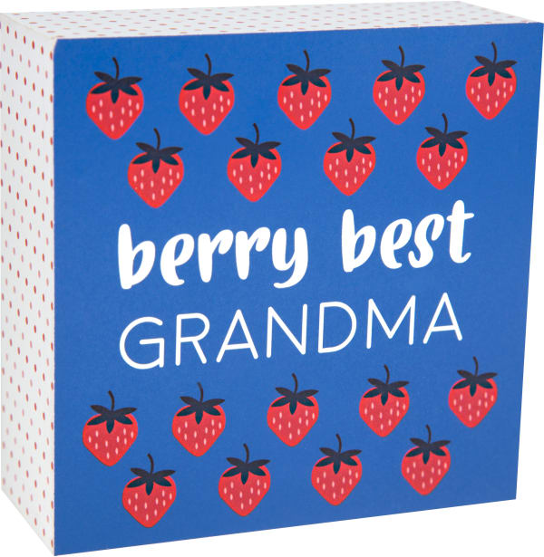 Grandma - MDF Plaque