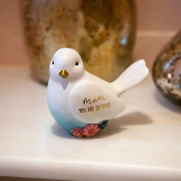 Mom - Bird Figurine