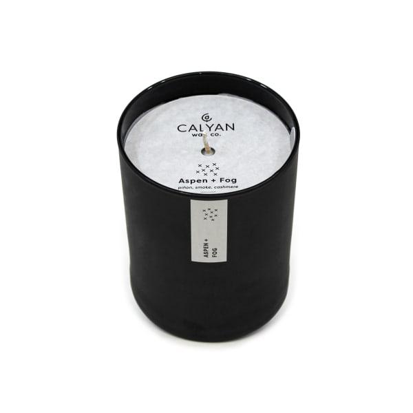 Calyan Wax Co Aspen/Fog Soy Wax Candle