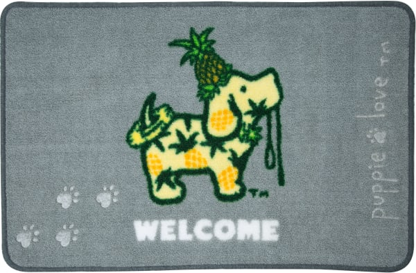 Welcome - Floor Mat